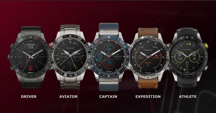 Luxusné smart hodinky MARQ GARMIN